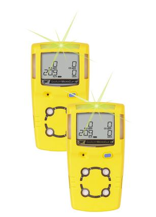 HONYWELL  Portable Gas Detection GasAlertMicroClip Series